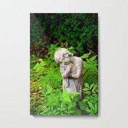 Spring Angel Metal Print