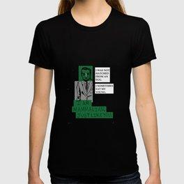 I AM MAMMALIAN T-shirt