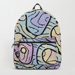 Funky Abstract 6 Backpack
