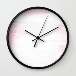 paint vibes Wall Clock