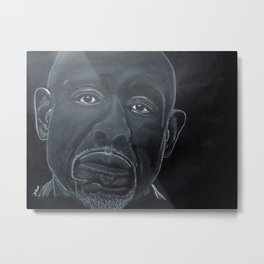 Forest Whitaker Metal Print