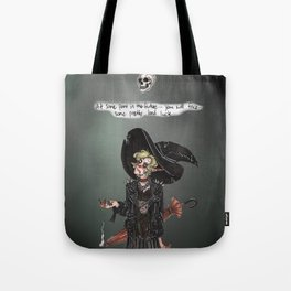 The Suffering Game Tote Bag