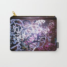 Bathroom Graffiti II Carry-All Pouch