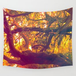 Infinite Connection Wall Tapestry