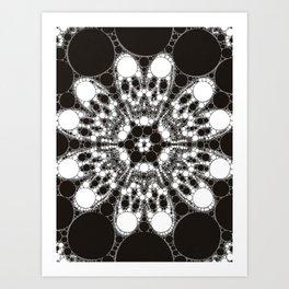 "Skulls - from ""Further Back"" series Art Print"