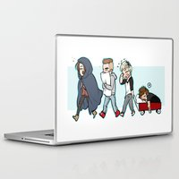 kendrawcandraw Laptop & iPad Skins featuring Sleepy Time by kendrawcandraw