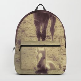 Mother And Child Reunion Backpack