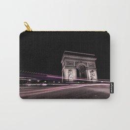 Arc de triomphe Paris France Carry-All Pouch