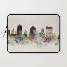 wichita kansas skyline Laptop Sleeve
