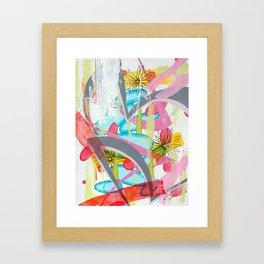 bound to be Framed Art Print