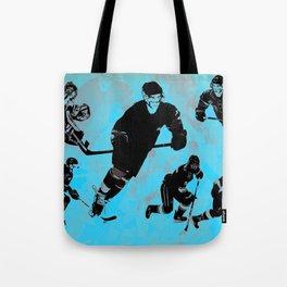 Game on! - Hockey Night Tote Bag