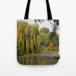 Calm water Tote Bag