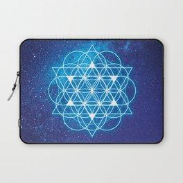 Sacred Geometry Laptop Sleeve