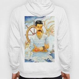 Fisherman Hoody