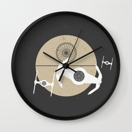 On the Leader Wall Clock