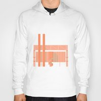 cigarette Hoodies featuring Cigarette Factory by Peter Cassidy