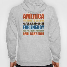 American Energy Hoody