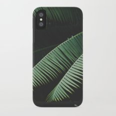Night in the Tropics iPhone X Slim Case