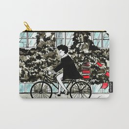 In Amsterdam Carry-All Pouch