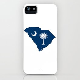 South Carolina iPhone Case