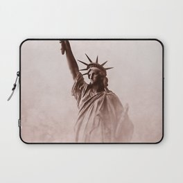 The Statue of Liberty Laptop Sleeve