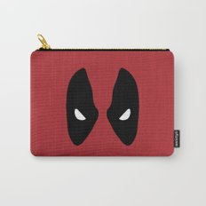 Deadpool Mask Carry-All Pouch