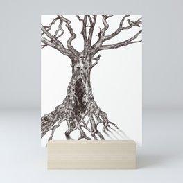 Albero secolare Mini Art Print