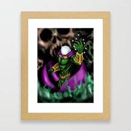 Mystreio Framed Art Print