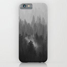 Yosemite Valley, CA, USA iPhone Case