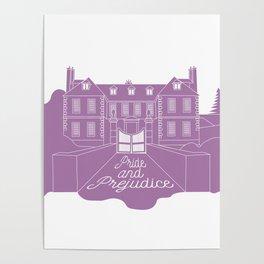 Jane Austen - Pride and Prejudice, Longbourn Poster