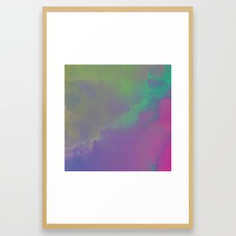 sp4c3_puk3.exe Framed Art Print