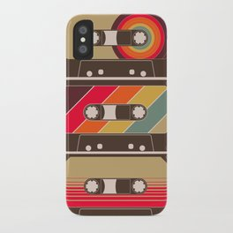 Mixed Tapes iPhone Case