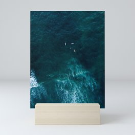 Surfbreak Mini Art Print