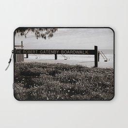 The Robert Gatenby Boardwalk Laptop Sleeve