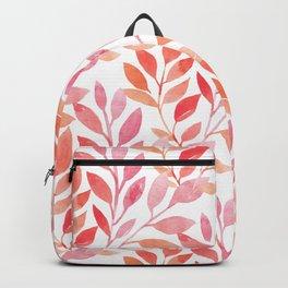 Peach Echo Backpack