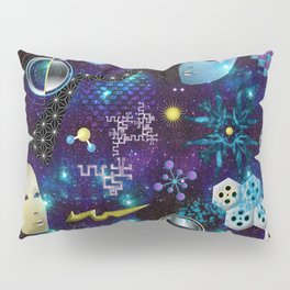 Cosmic Trip Pillow Sham
