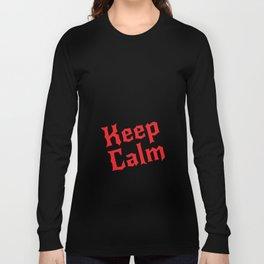 Guitar Funny Guitar Player Gifts Long Sleeve T-shirt