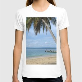 Isle of San Blas PANAMA - the Caribbeans T-shirt