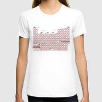 the neighbourhood T-shirts featuring Periodic Neighbourhood by Salih Gonenli