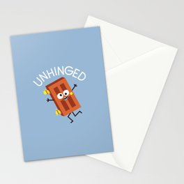 Don't Knock It Stationery Cards