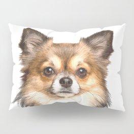 Chihuahua Portrait Pillow Sham