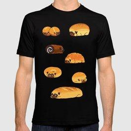 Bread Pugs T-shirt