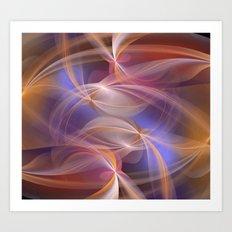 Light as Air Art Print