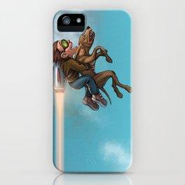 Rocket Dog iPhone Case