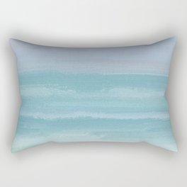 Seashore Small Breakers Rectangular Pillow