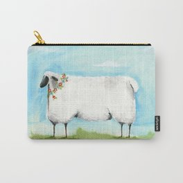 Don't be Sheepish! Carry-All Pouch