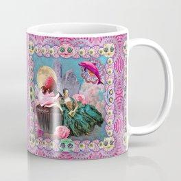 magical crystal dreamland  Coffee Mug