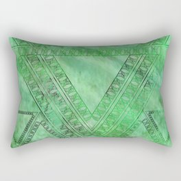 Dragonskin Rectangular Pillow