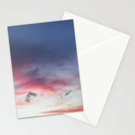 another sunset photo Stationery Cards