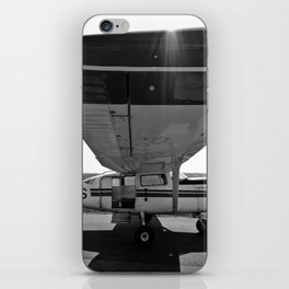 Sky Dive Airplane iPhone Skin